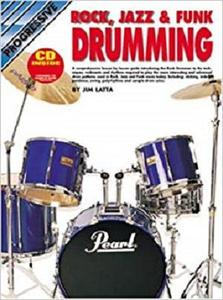 Progressive Rock, Jazz And Funk Drumming