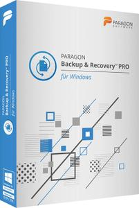 Paragon Backup & Recovery Pro 17.4.3 + Portable